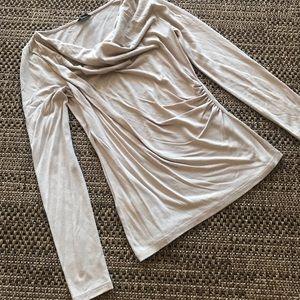 Ann Taylor shirt great work fall with blazer pants